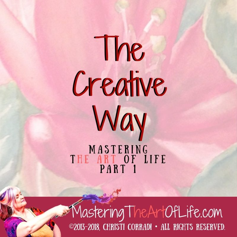 cover art The Creative Way