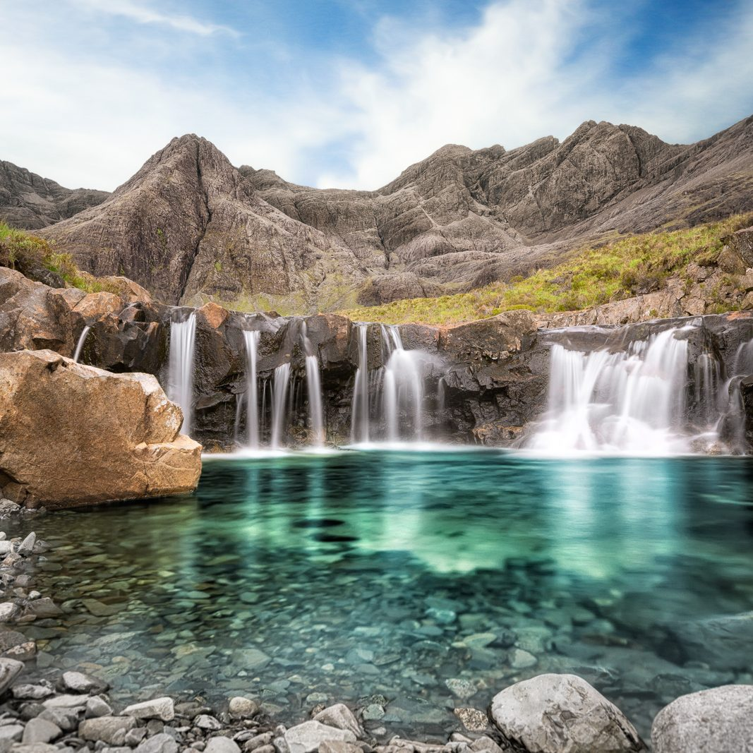 Emminent Fairy Pools Scotland