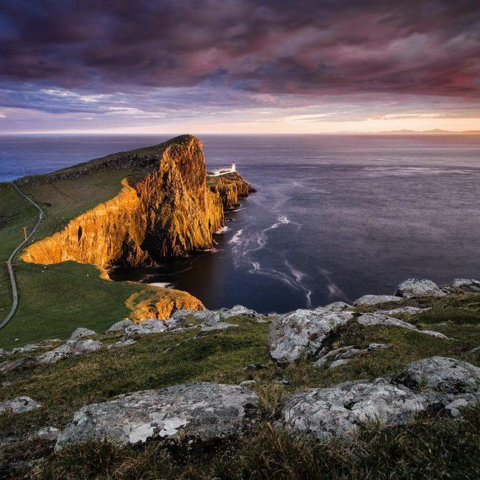 Neist Point Isle of Skye Scotland